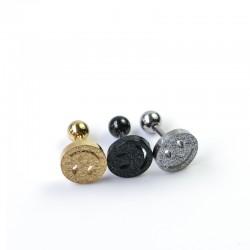 Fejk smycke Smily -1.2mm