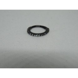 Helix Ring clipps SVART