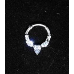 Litet septum smycke