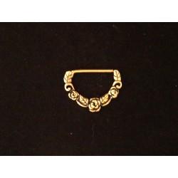 D-format smycke med rosor