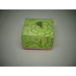 Smyckes ask grön