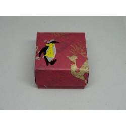 Julask med pingvin